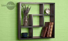 Repisa para decorar y organizar tus ambientes por sólo Q199
