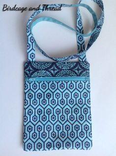 Cross Body Zipper Bag