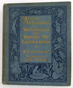Rare Both Stories Antique Alice Alice's by RetroCentsStudio