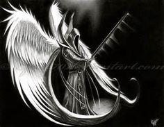 Angel of Death by Efra270