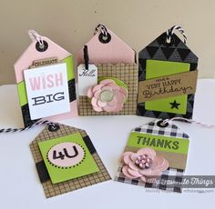 Tag Builder Blueprints 1 Die-namics - Melody Rupple #mftstamps Card Tags, Gift Tags, Handmade Tags, Very Happy Birthday, Scrapbook Templates, Mini Books, Diy Cards, Bookmarks, Cardmaking