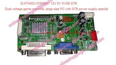 Nf520 ! gigabyte nf560 ga-m56s-s3 nf520 770 am2 am3 quad-core - shop onlineNT68667 B.NTA92C large size game machine display DVI+VGA double voltage driving motherboard Dual voltage plate, 12 v to 5 v 5 VSB STB, switching power supply can be controlled, boot to electricity, better protect your love life of the mechanical and electrical source. thisboard as same design as NTA92C, used as the main chip, the ...