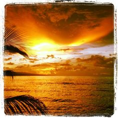 Taken by one of our guests at Couples Sans Souci - love this beautiful sunset picture :)     http://couples.com/sans-souci/