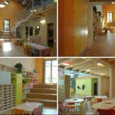 one Reggio emilia school/ preschool