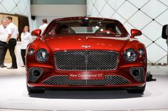 2018 Bentley Continental GT Is Predictably Irresistible in The Flesh - autoevolution
