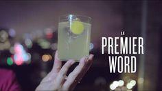 Curbside Cocktails: Montréal, LE PREMIER WORD - Liquor.com