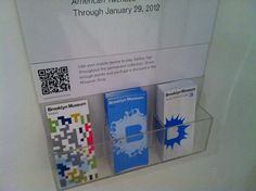 Do QR Codes work in Museums?