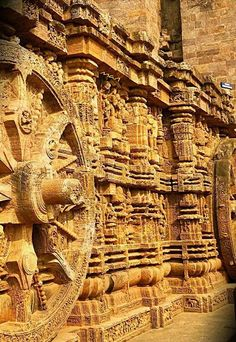 Konark Temple, #India