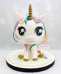 3d Unicorn - All cake!