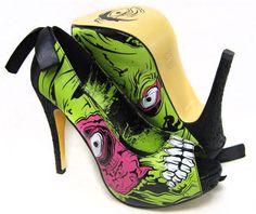 Zombie Shoes.
