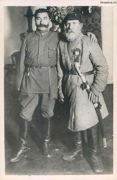Semyon Budyonny & an old Cossack - Яндекс.Фотки