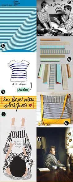 Almeno tre cose - Speciale stripes | Zelda was a writer