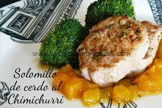 Cocinera en Prácticas: Carne: Cerdo