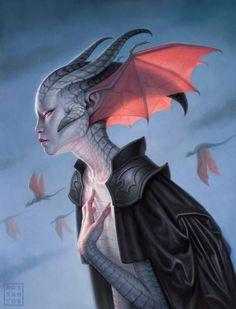 Dragon Empress by Dan Dos Santos