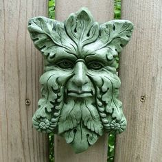 I like my green man better...but this still makes me happy. :D