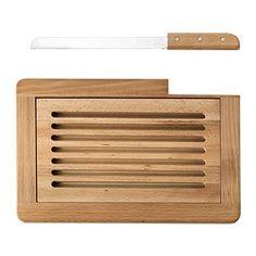 BEFRIANDE Leikkuulauta + veitsi - IKEA 14,99