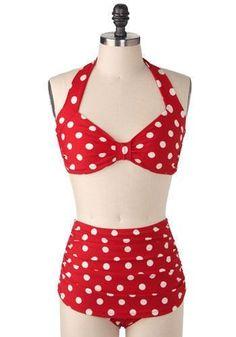 retro high wasted bikini I want I want I want !!!!!!
