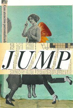 "Cinzia Farina - ""Jump!"" http://cinziafarina.weebly.com/"