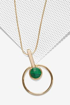 Camille Pendant Necklace - Newly Added | Okay Focus | Necklaces | Jewelry