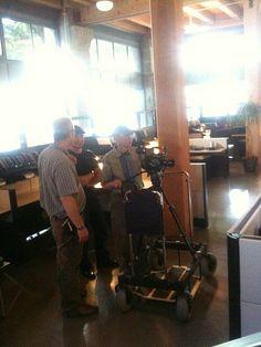 Internal CMA Video Shoot