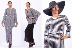 LAGUNA SYDNEY debut modest dressing EID capsule collection monochrome black and white sassy chic sophisticated Sydney Australia Kuala Lumpur fashion RTW online offline Fashion Valet FvRaya2016