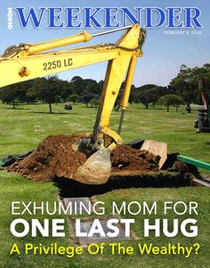 Exhuming Mom For One Last Hug: A Privilege Of The Wealthy?