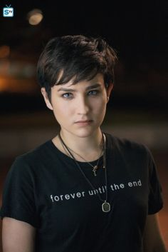 Bex Taylor-Klaus as Audrey Jenson im just in love with her <3