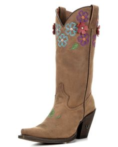 Women's Wildflower Boot - Natural Saddle,