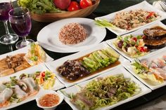 Our Top 5 Durban restaurants with The Entertainer Raw Vegan Recipes, Vegan Options, Thai Recipes, Asian Recipes, Vegan Food, Authentic Thai Food, Asian Restaurants, Thai Restaurant, Tasty