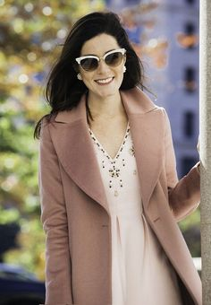 Pretty in Pink | Classy Girls Wear Pearls | Bloglovin'