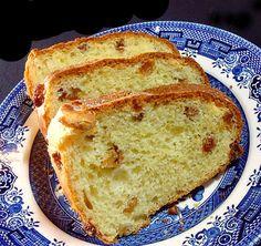Swedish Saffron Batter Bread - Saffronsbrod