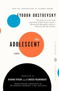 Dostoevsky, The Adolescent