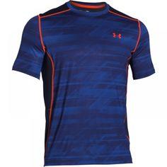 Pánské běžecké triko Under Armour Under Armour Men, Short Sleeve Tee, Adidas, Tees, Fitness, Sleeves, Mens Tops, T Shirt, Jackets