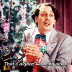 The Wedding SingerThe First Adam Sandler Movie I Actually