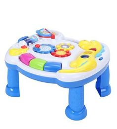 LITTLES Musical Activity Table