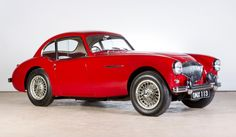 1953 Austin-Healey 100/100S coupe The material for new cogs/casters could be cast polyamide which I (Cast polyamide) can produce