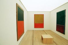 The Rothko Room at The Phillips Collection, Washington, D.C.