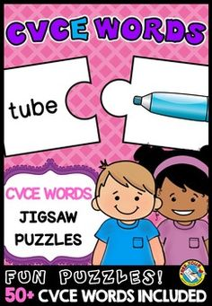 #cvce #puzzles: great for #centers and #homeschooling!