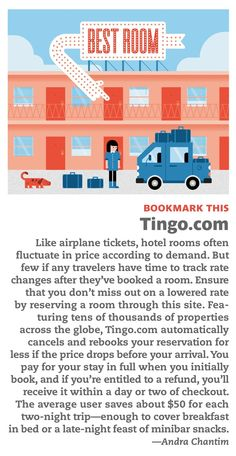Tingo.com for getting cheapest hotel rate