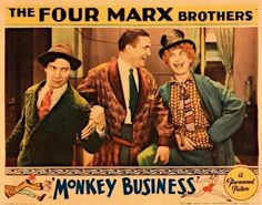 Classic Film Noir, Classic Tv, Classic Movies, Harpo Marx, Groucho Marx, Business Pictures, Vintage Advertising Posters, Star Wars, Cinema Movies