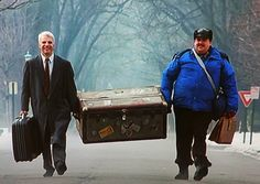 """What Struck Me About """"Planes, Trains, and Automobiles"""" 