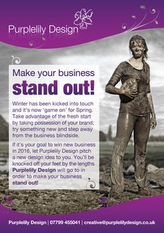 Purplelily Design's Rugby 6 Nations campaign 2016