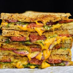 Quiche, Sandwiches, Breakfast, Food, Morning Coffee, Essen, Quiches, Meals, Paninis