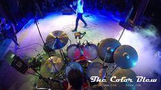 The Color Blew Live at The Poison 2015 - with @armandomcsantos @liaanhorton @mariuscronje