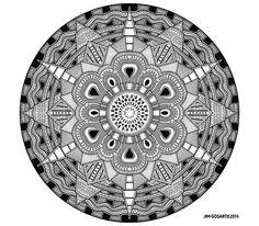 City Blossom by Mandala-Jim.deviantart.com on @deviantART