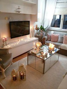 Dek Living Room Modern, Living Rooms, Flat Screen, House Design, Home, Lounges, Blood Plasma, Ad Home, Home Living Room