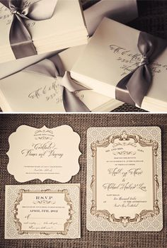 wedding invites that are fabulous