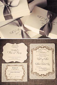 wedding invites that are fabulous