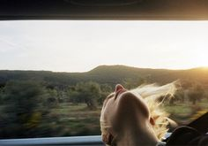 Feel the sun against your face... #freedom