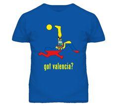 Enner Valencia Equador Fw Got Parody Football Soccer World Cup T Shirt